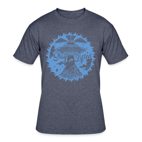Stay Lifted - Men's 50/50 T-Shirt