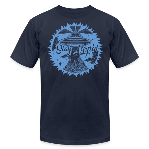 Stay Lifted - Men's Fine Jersey T-Shirt