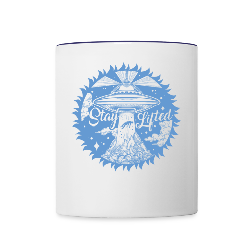 Stay Lifted - Contrast Coffee Mug