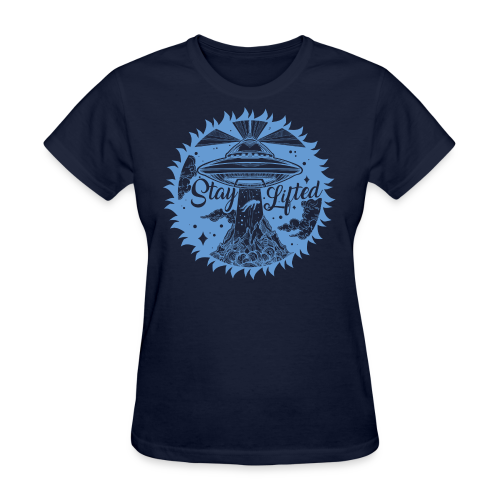 Stay Lifted - Women's T-Shirt