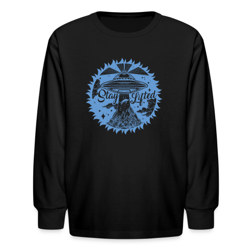 Stay Lifted - Kids' Long Sleeve T-Shirt