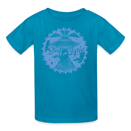 Stay Lifted - Kids' T-Shirt