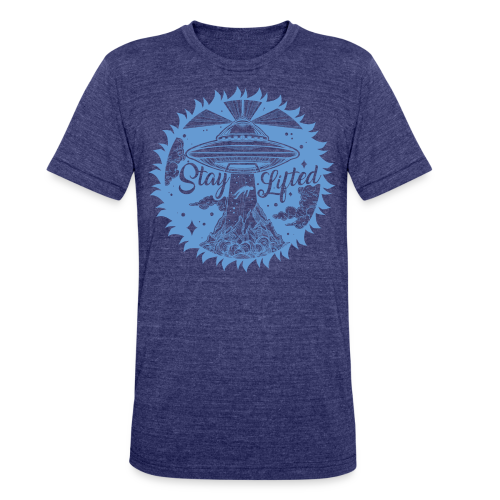 Stay Lifted - Unisex Tri-Blend T-Shirt