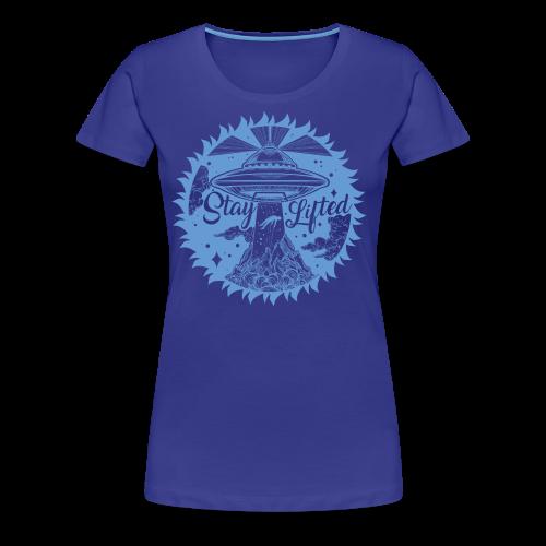 Stay Lifted - Women's Premium T-Shirt