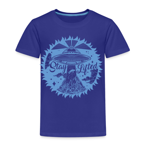 Stay Lifted - Toddler Premium T-Shirt