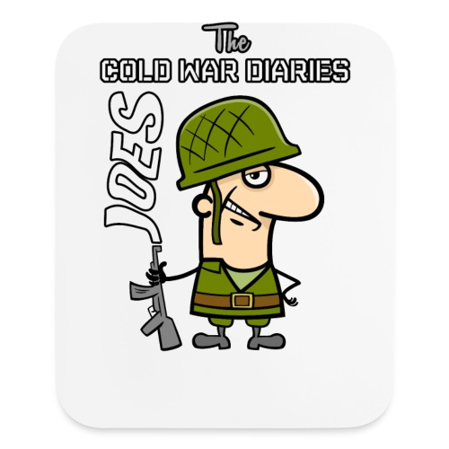 Joes: The Cold War Diaries - Mouse pad Vertical