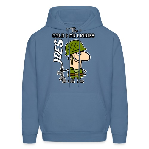 Joes: The Cold War Diaries - Men's Hoodie