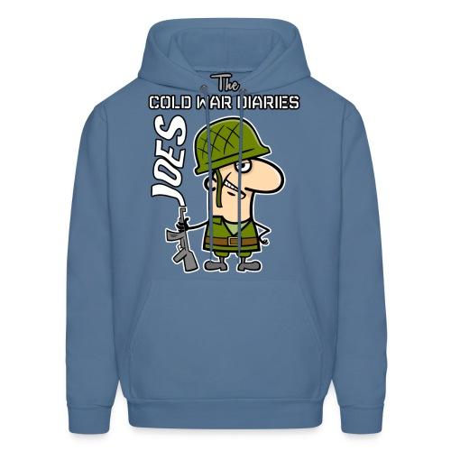 Joes: The Cold War Diaries - Men's Hoodie