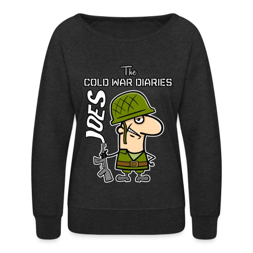 Joes: The Cold War Diaries - Women's Crewneck Sweatshirt