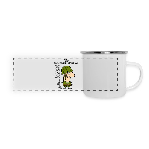 Joes: The Cold War Diaries - Panoramic Camper Mug