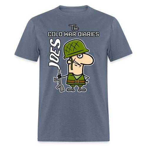 Joes: The Cold War Diaries - Men's T-Shirt