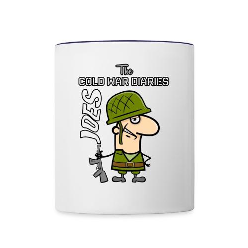 Joes: The Cold War Diaries - Contrast Coffee Mug