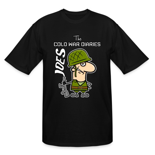Joes: The Cold War Diaries - Men's Tall T-Shirt