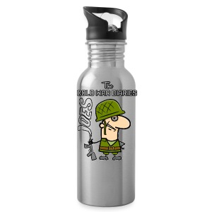 Joes: The Cold War Diaries - Water Bottle