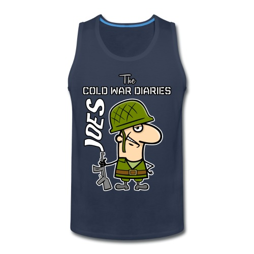 Joes: The Cold War Diaries - Men's Premium Tank