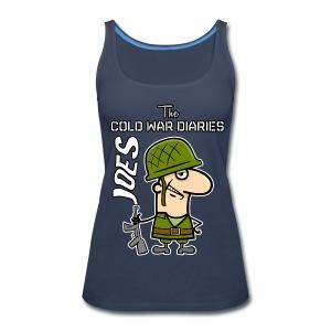 Joes: The Cold War Diaries - Women's Premium Tank Top