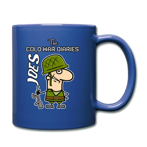 Joes: The Cold War Diaries - Full Color Mug