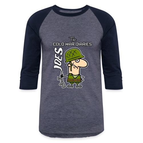 Joes: The Cold War Diaries - Baseball T-Shirt