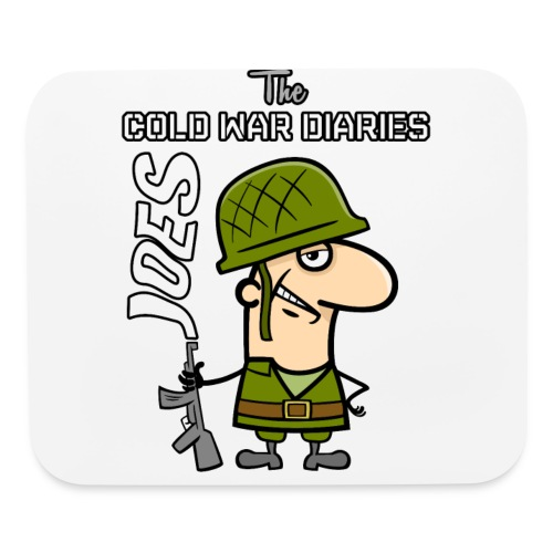 Joes: The Cold War Diaries - Mouse pad Horizontal