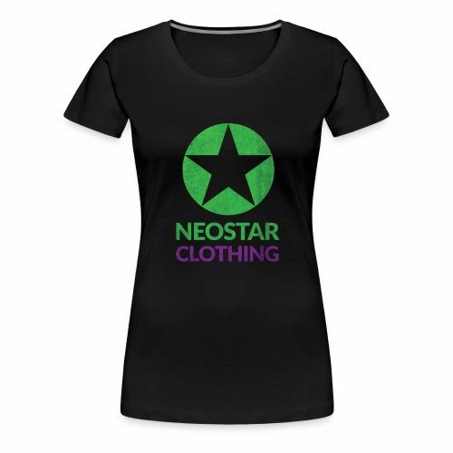NEOSTAR Logo - Women's Premium T-Shirt