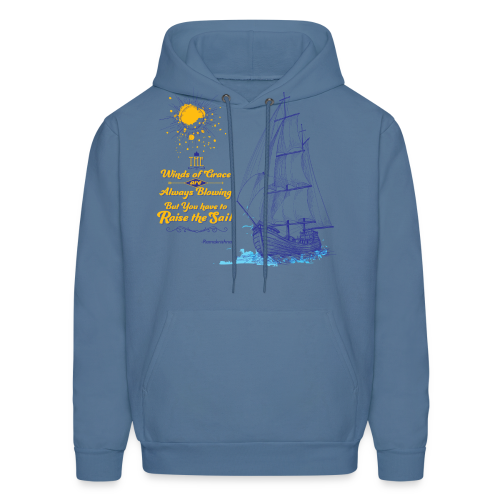 Winds of Grace - Men's Hoodie