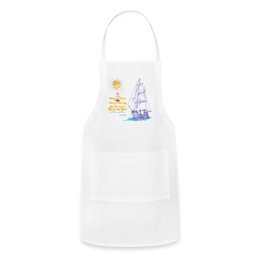 Winds of Grace - Adjustable Apron