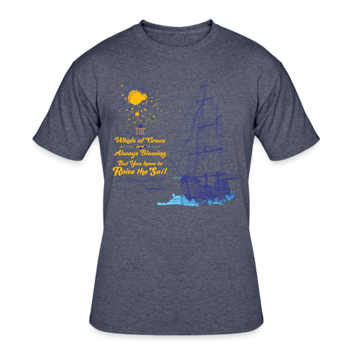 Winds of Grace - Men's 50/50 T-Shirt