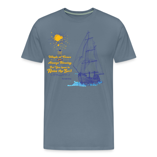 Winds of Grace - Men's Premium T-Shirt