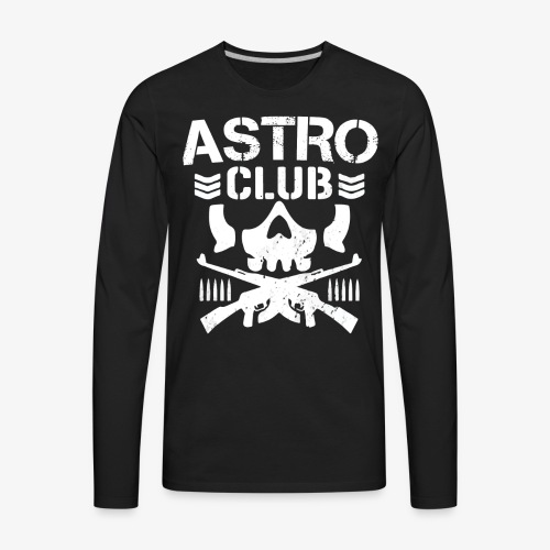 AsTro Club - Men's Premium Long Sleeve T-Shirt