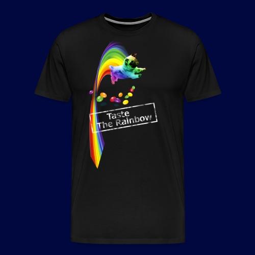 Taste The Rainbow - Men's Premium T-Shirt