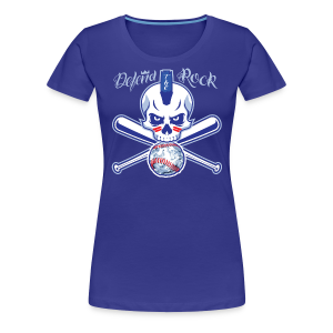 Defend the Rock - Women's Premium T-Shirt
