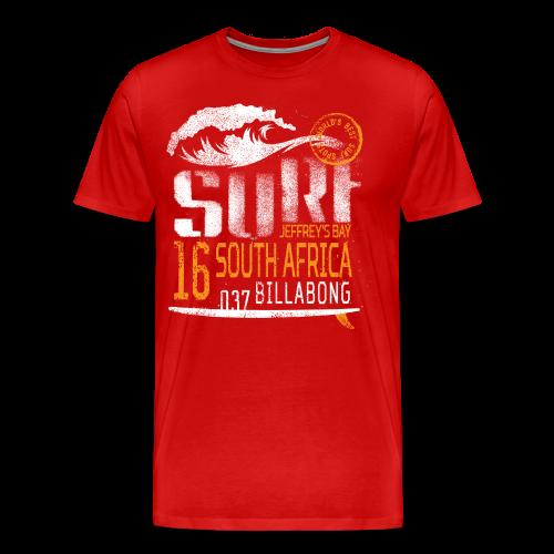 Billlabong SA - Men's Premium T-Shirt