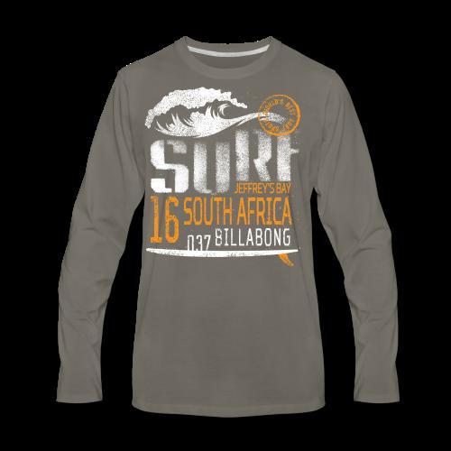 Billlabong SA - Men's Premium Long Sleeve T-Shirt
