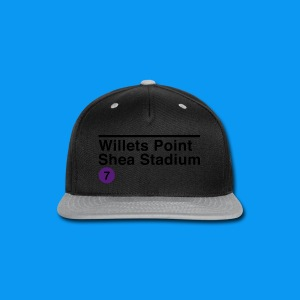 Willets Point - Snap-back Baseball Cap