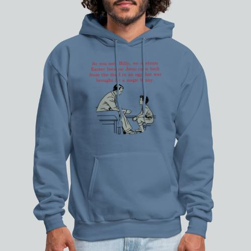 Billy's Easter Lesson - Men's Hoodie