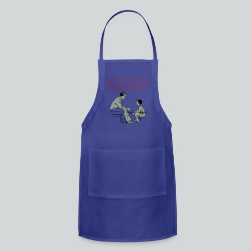 Billy's Easter Lesson - Adjustable Apron
