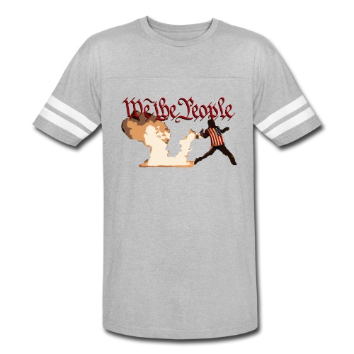 We The People - Vintage Sport T-Shirt