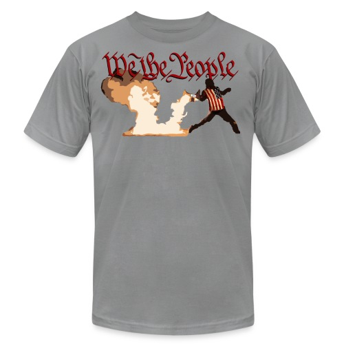 We The People - Men's  Jersey T-Shirt