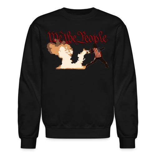 We The People - Crewneck Sweatshirt