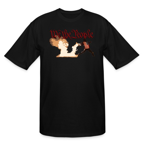 We The People - Men's Tall T-Shirt
