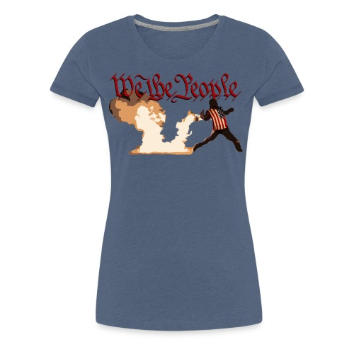 We The People - Women's Premium T-Shirt