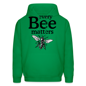 Every Bee matters T-Shirt - Men's Hoodie