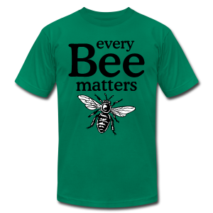 Every Bee matters T-Shirt - Men's T-Shirt by American Apparel