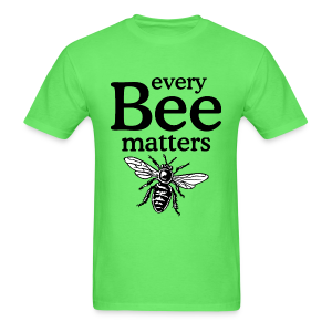 Every Bee matters T-Shirt - Men's T-Shirt