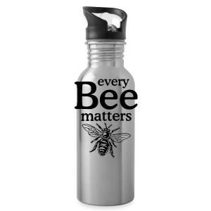Every Bee matters T-Shirt - Water Bottle