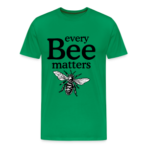 Every Bee matters T-Shirt - Men's Premium T-Shirt