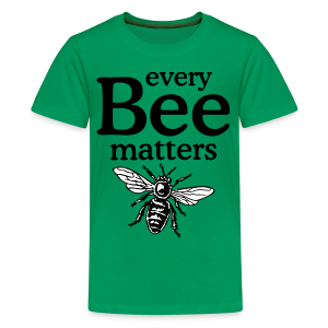 Every Bee matters T-Shirt - Kids' Premium T-Shirt