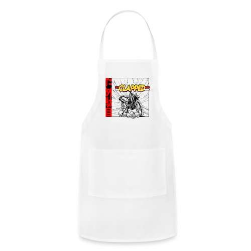 Clapped Bike  - Adjustable Apron