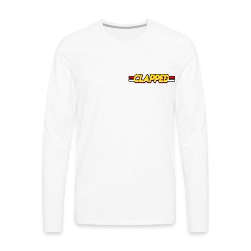 Clapped Bike  - Men's Premium Long Sleeve T-Shirt