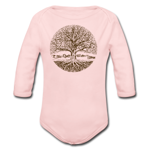 Roots - Long Sleeve Baby Bodysuit